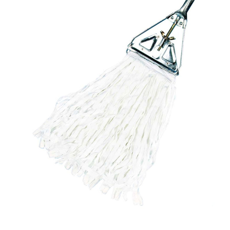 Polyester Tubular Fantail Mop Head 7x16 | 1 ea/Bag