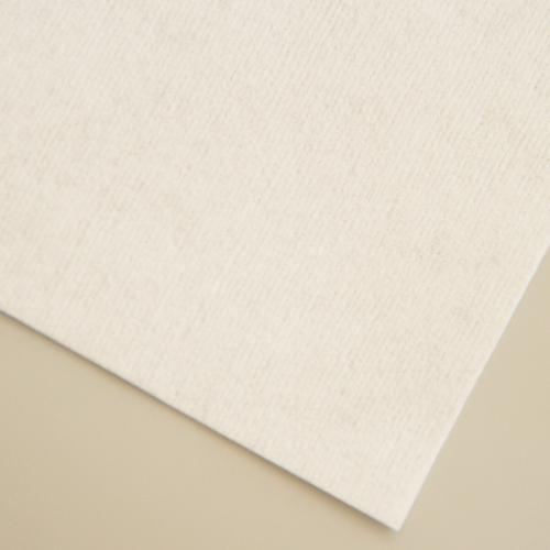 Spunlace Nonwoven Cellulose-Polyester Wiper Knife Cut Edge