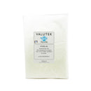 Spunlace Nonwoven Cellulose-Polyester Face Veil White 17 gsm 50 ea/Bag 3 Bags/Case