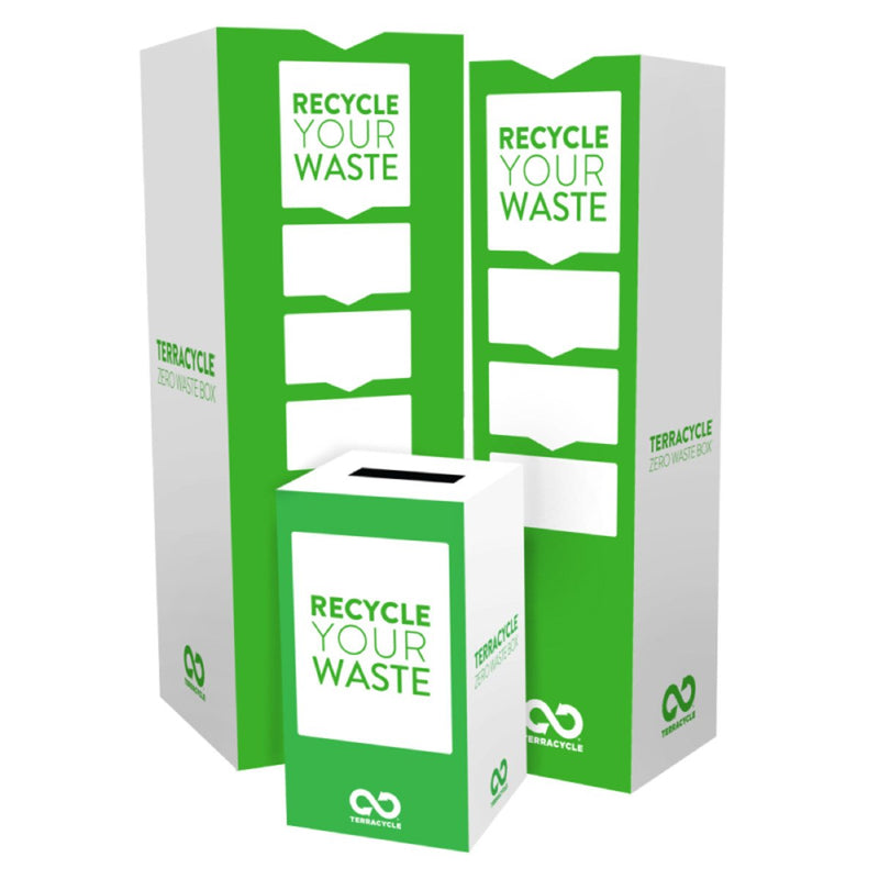 TerraCycle - Zero Waste Box for Hair Nets, Beard Nets and Ear Plugs