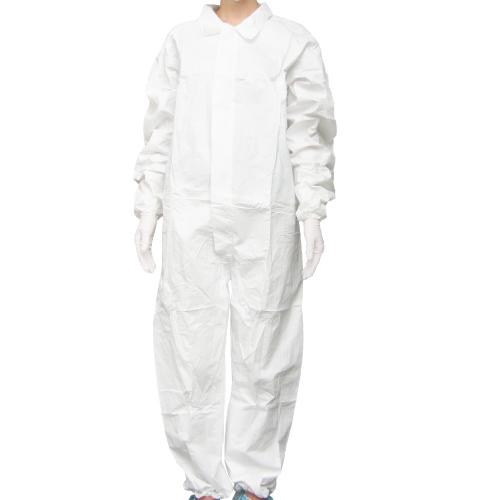 Microporous Coverall | 55 gsm ea/Bag 5 Bags/case