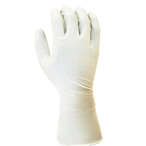 "Nitrile Cleanroom Glove Irradiated Bagged  | 12"" Cuff  10 ea/Bag 20 Bags/Case"