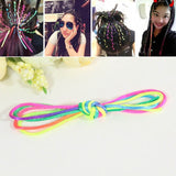 6pcs/lot  Rainbow Color Headband Cute Accessories