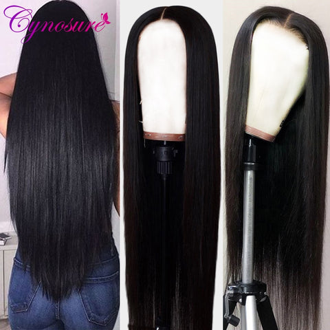Cynosure Lace Front Human Hair