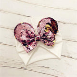 Cute Dot Cartoon Big Bow