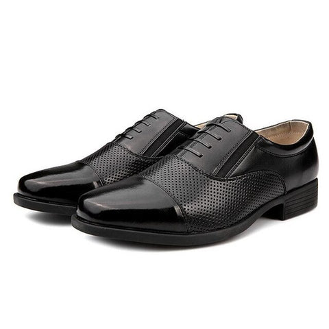 Fashion Pointed Toe Male Business Shoes