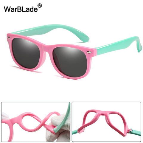 WarBlade New Kids Polarized Sunglasses