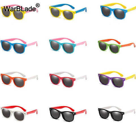 18Color Fashion Children Sunglasses Boys Girls Kids