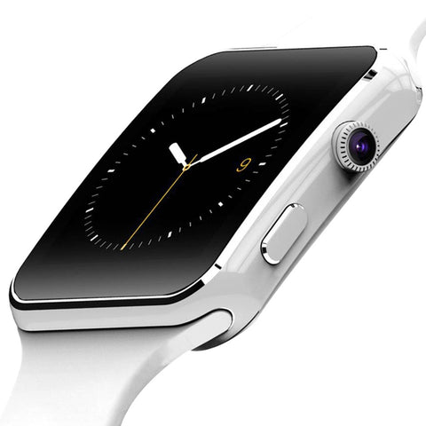 Smart Watch Support Camera Touch Screen For iPhone Xiaomi Android