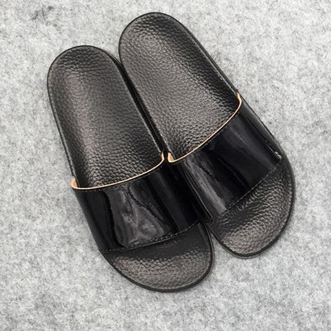 Women Slides 2018 Fashion Slippers