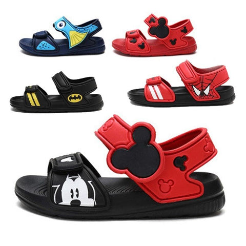 Princess Shoes Beach Shoes Soft Bottom Toe Sandals
