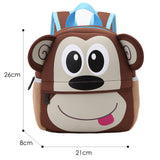 Fashion Kids School Backpack for Girls