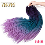 VERVES Crochet braids