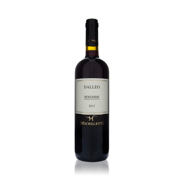 Dalleo Bolgheri Doc 2017