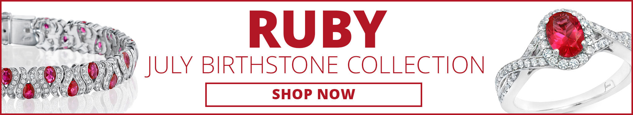 Shop July Birthstone Collection