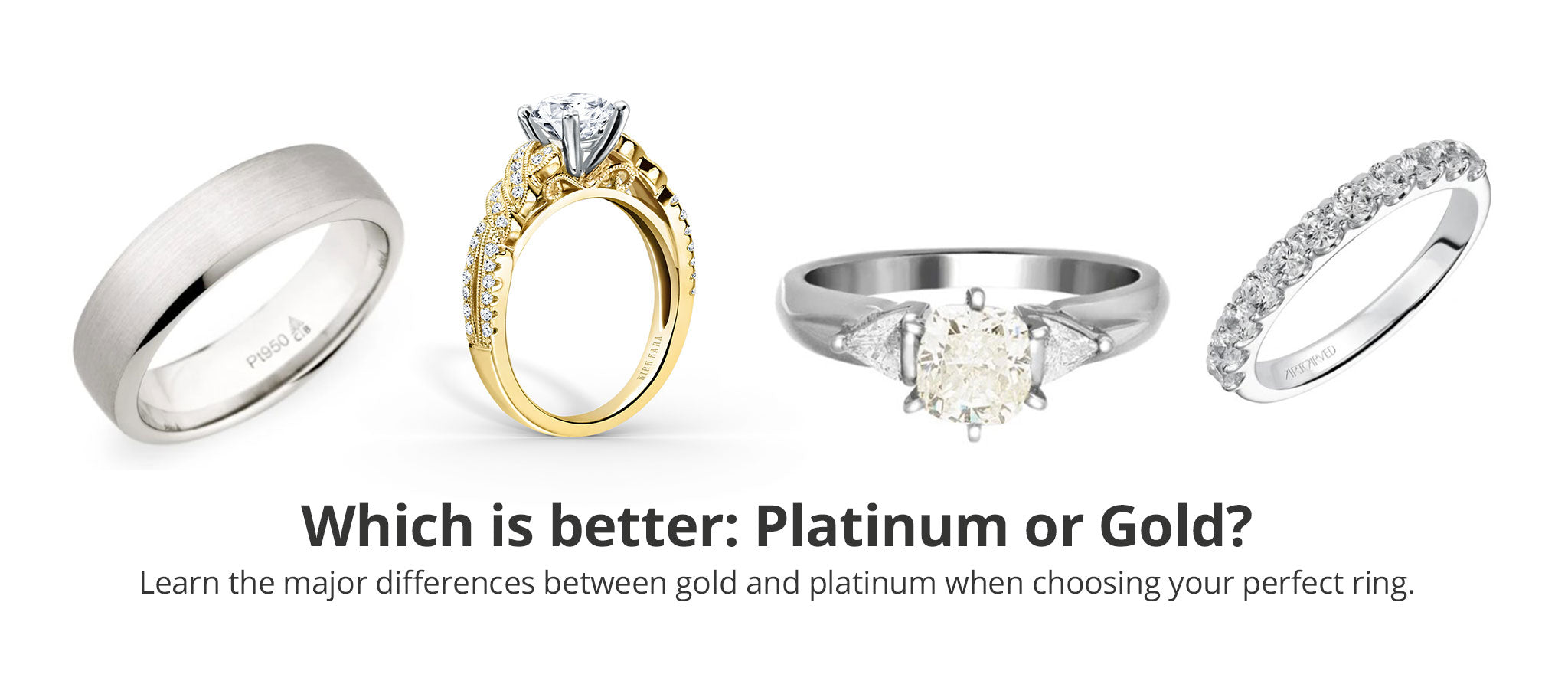 Which is better: Platinum or Gold?