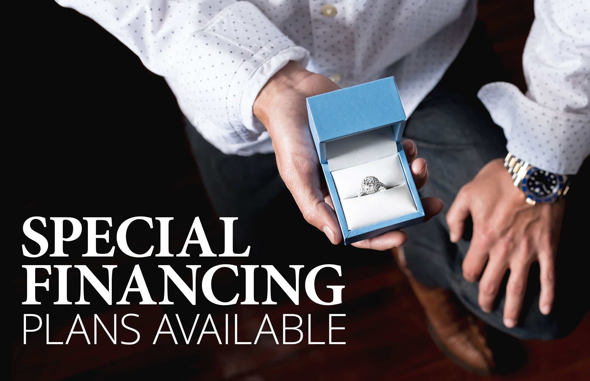Special Financing Plans Available