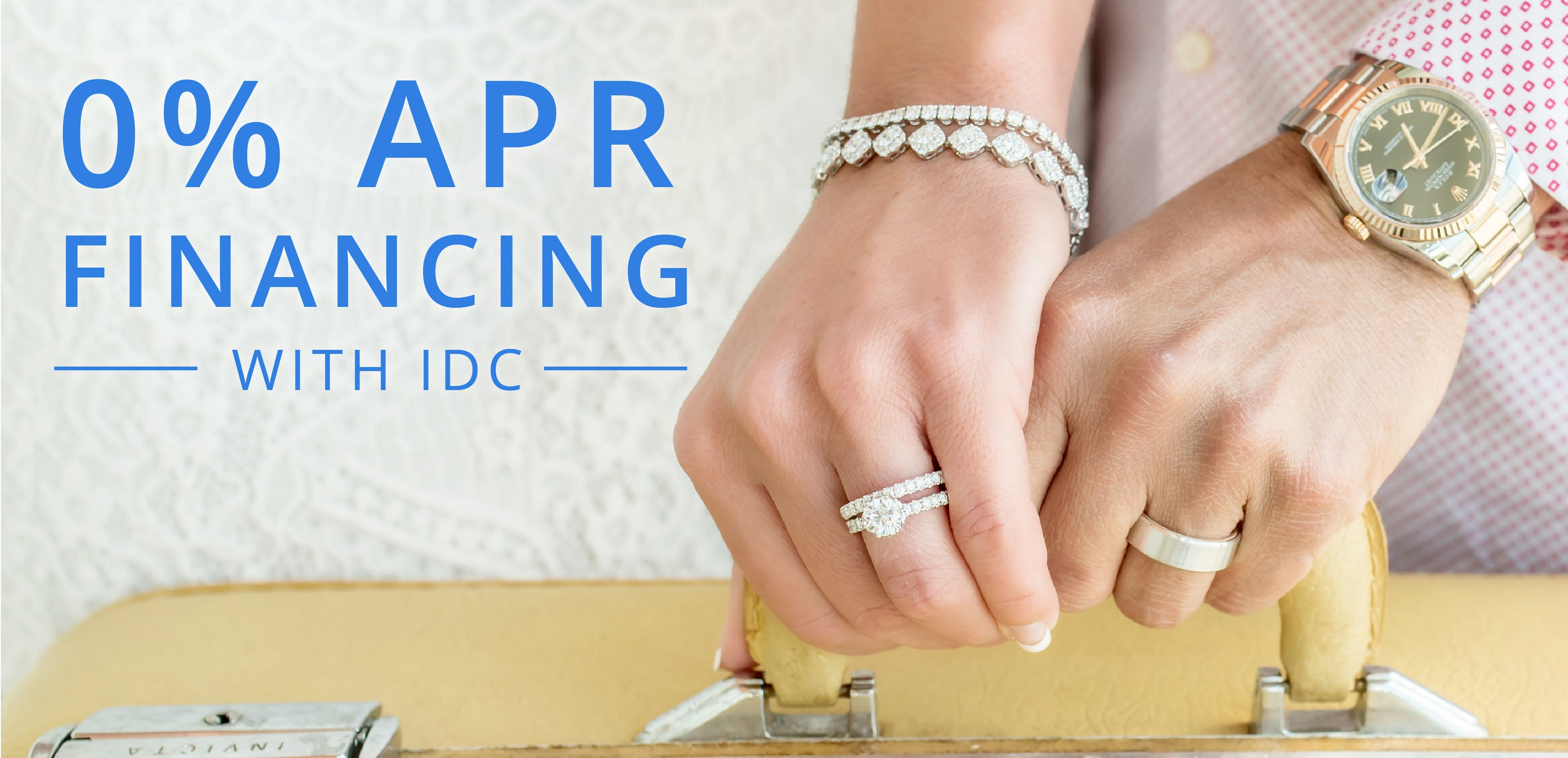 0% APR Financing with IDC