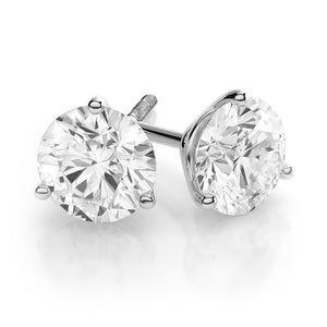 Diamond Studs (1.5 CTW)