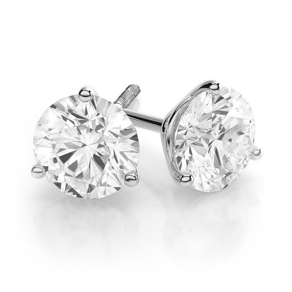 Diamond Studs (0.75 CTW)