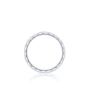 Tacori Sculpted Crescent Diamond Wedding Band (0.95  CTW)
