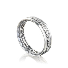 Load image into Gallery viewer, Tacori Sculpted Crescent Diamond Wedding Band