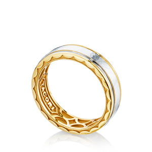 Tacori Sculpted Crescent Wedding Band