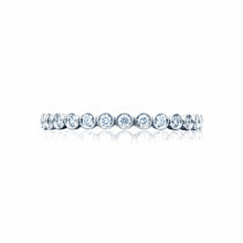 Load image into Gallery viewer, Tacori Sculpted Crescent Diamond Wedding Band (0.2 CTW)