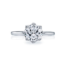 Load image into Gallery viewer, Tacori Simply Tacori Round Diamond Engagement Ring (0.05 CTW)