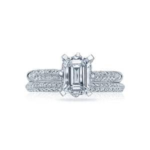 Tacori Simply Tacori  Engagement Ring (0.14 CTW)