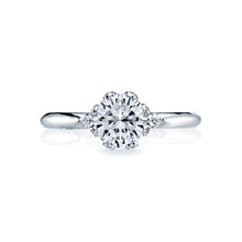 Load image into Gallery viewer, Tacori Simply Tacori Round Diamond Engagement Ring (0.16 CTW)