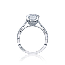Load image into Gallery viewer, Tacori Ribbon Round Diamond Engagement Ring (0.5 CTW)