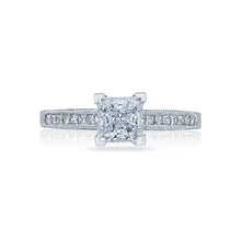 Load image into Gallery viewer, Tacori Simply Tacori Princess Diamond Engagement Ring (0.75 CTW)