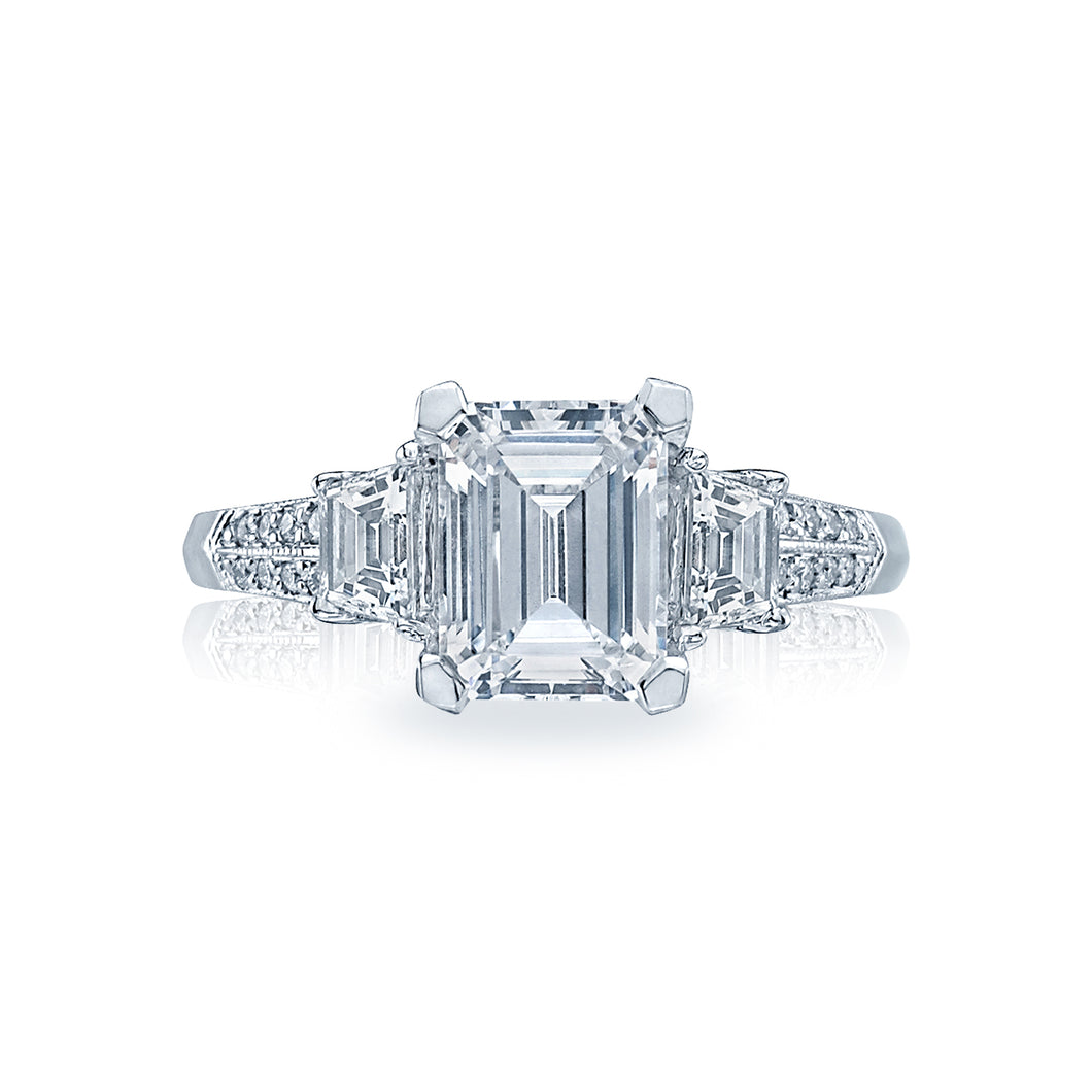 Tacori Simply Tacori  Engagement Ring (1 CTW)
