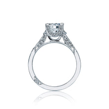 Load image into Gallery viewer, Tacori Simply Tacori Round Diamond Engagement Ring (1 CTW)