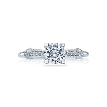 Load image into Gallery viewer, Tacori Simply Tacori Round Diamond Engagement Ring (0.5 CTW)