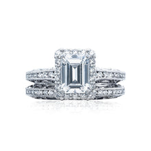 Load image into Gallery viewer, Tacori Reverse Crescent  Engagement Ring (0.51 CTW)
