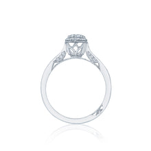 Load image into Gallery viewer, Tacori Dantela Pear Diamond Engagement Ring (0.26 CTW)
