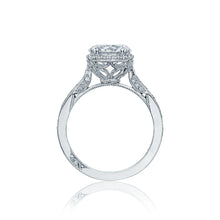 Load image into Gallery viewer, Tacori Dantela Round Diamond Engagement Ring (0.37 CTW)