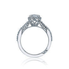 Load image into Gallery viewer, Tacori Dantela Round Diamond Engagement Ring (0.54 CTW)