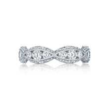 Load image into Gallery viewer, Tacori Classic Crescent Diamond Wedding Band (1.77 CTW)