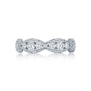 Tacori Classic Crescent Diamond Wedding Band (1.77 CTW)