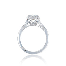 Load image into Gallery viewer, Tacori Dantela Round Diamond Engagement Ring (0.43 CTW)