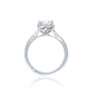 Tacori Dantela  Engagement Ring (0.54 CTW)