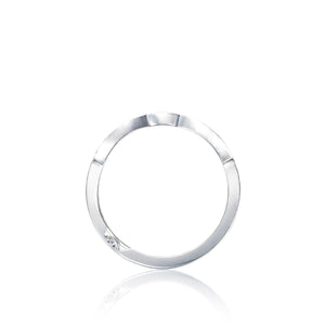 Tacori Ribbon Diamond Wedding Band (0.1 CTW)