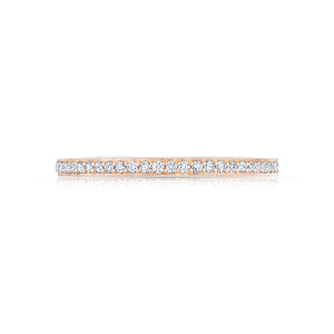 Tacori Sculpted Crescent Diamond Wedding Band (0.25 CTW)
