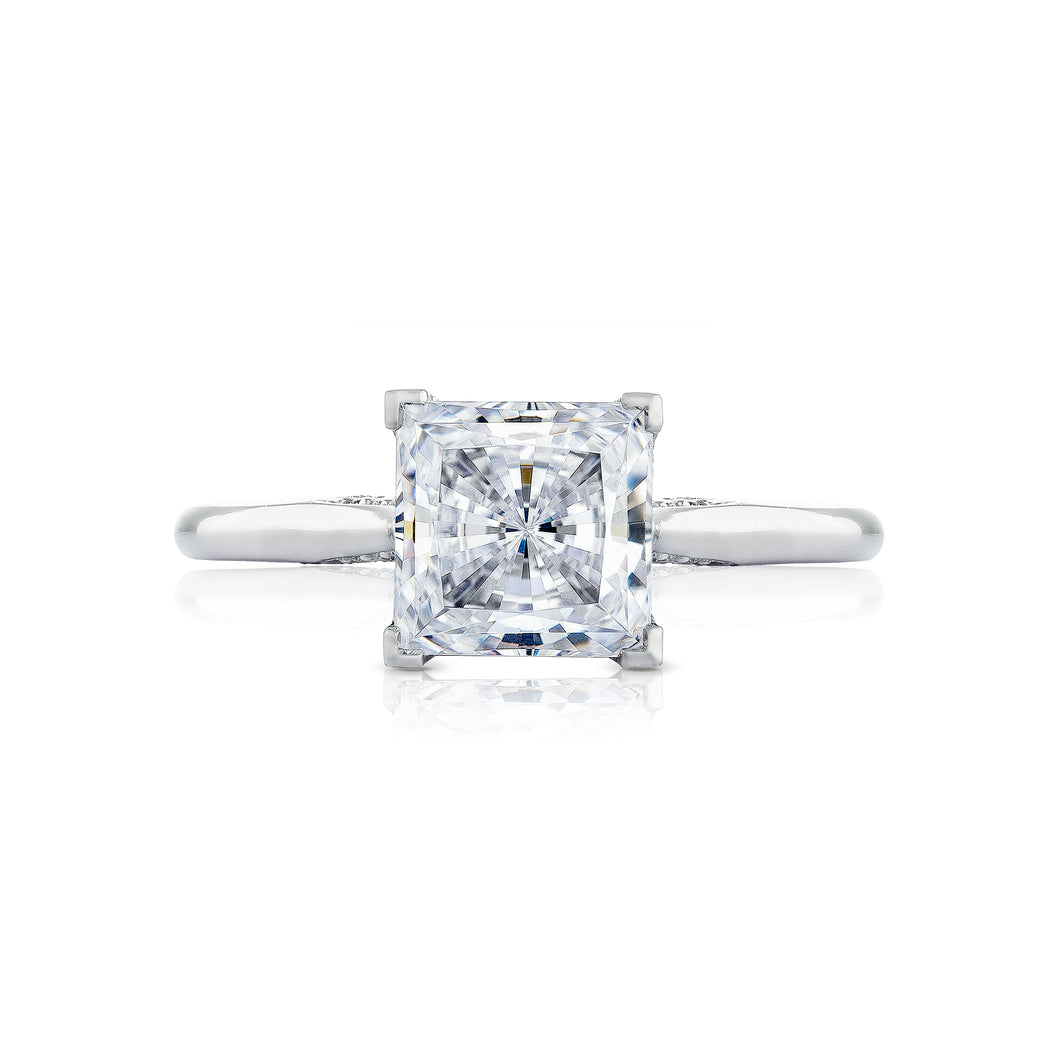 Tacori Simply Tacori Princess Diamond Engagement Ring (0.07 CTW)