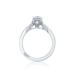 Tacori Simply Tacori Princess Diamond Engagement Ring (0.11 CTW)