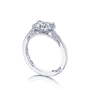 Tacori Simply Tacori  Engagement Ring (0.11 CTW)