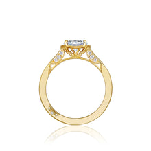 Load image into Gallery viewer, Tacori Simply Tacori Oval Diamond Engagement Ring (0.1 CTW)
